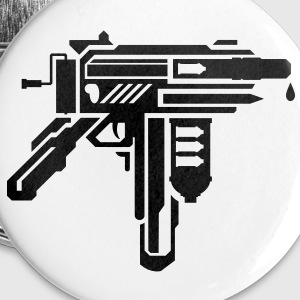 creative weapons all in one Badges - Badge grand 56 mm