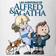 Diseño ~ Alfred & Agatha 1
