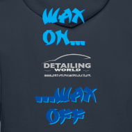 Design ~ Detailing World 'Wax On...Wax Off' Hooded Fleece Top
