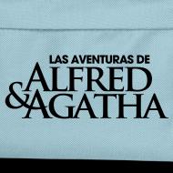 Diseño ~ Logo Alfred & Agatha