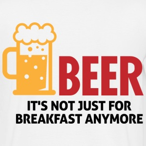 Beer For Breakfast 3 (dd)++ T-Shirts - Men's T-Shirt