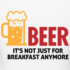 Beer For Breakfast 3 (dd)++ T-Shirts - Women's Organic T-shirt
