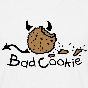 Bad Cookie T-shirts - Mannen T-shirt