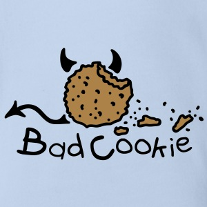 Bad Cookie Body neonato - Body ecologico per neonato a manica corta