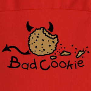 Bad Cookie Delantales - Delantal de cocina