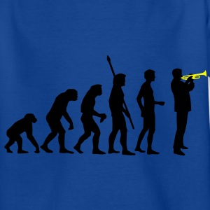 evolution_trompeter_2c Tee shirts Enfants - T-shirt Ado