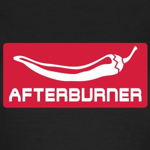 Afterburner – Chili burns twice T-Shirts - Women's T-Shirt