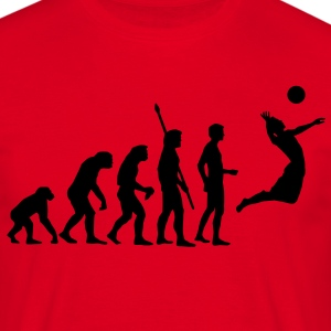 evolution_volleyball Tee shirts - T-shirt Homme