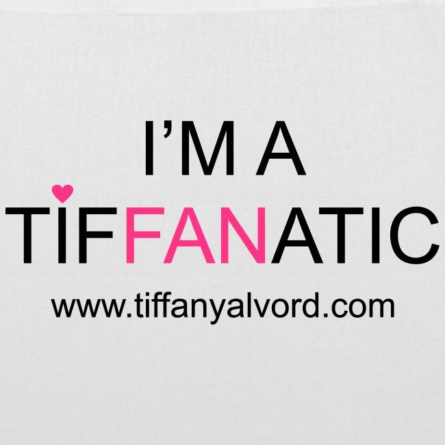 Two-Sided Tote - Portrait & TIFFANATIC