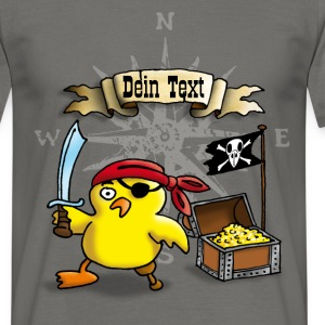 pirate_chick_g T-shirts - T-shirt herr