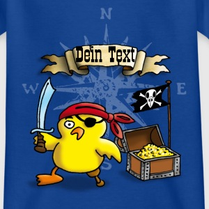 pirate_chick_g Shirts - Teenager T-shirt