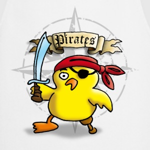 pirate_chick_o  Aprons - Cooking Apron