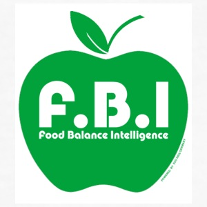 F.B.I - Food Balance Intelligence Shirt Women - Frauen Bio-T-Shirt