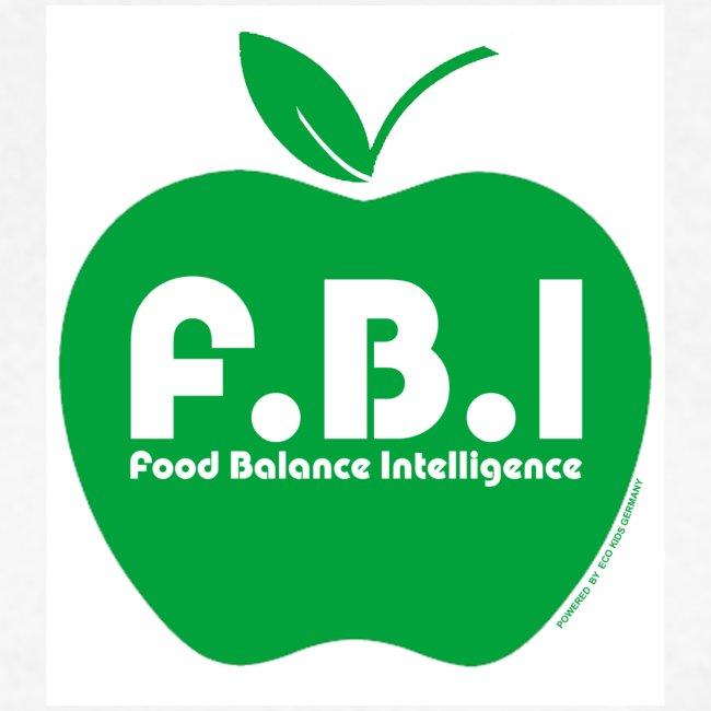 F.B.I - Food Balance Intelligence Shirt Women