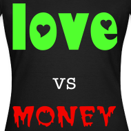 Design ~ love vs money