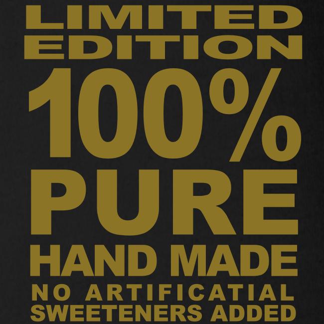 100% pure ( rompertje )