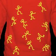 Design ~ Stickmen Dancing Hoodie!