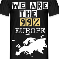 Design ~ WE ARE THE 99% Europ