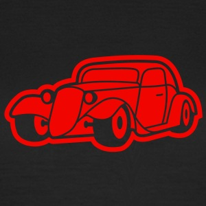 1 colors - Hot Rod Oldtimer Custom Cars Automobil Tuning T-shirt - Maglietta da donna