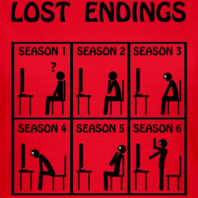 Lost - endings