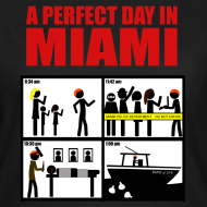 Diseño ~ Dexter - a perfect day in Miami