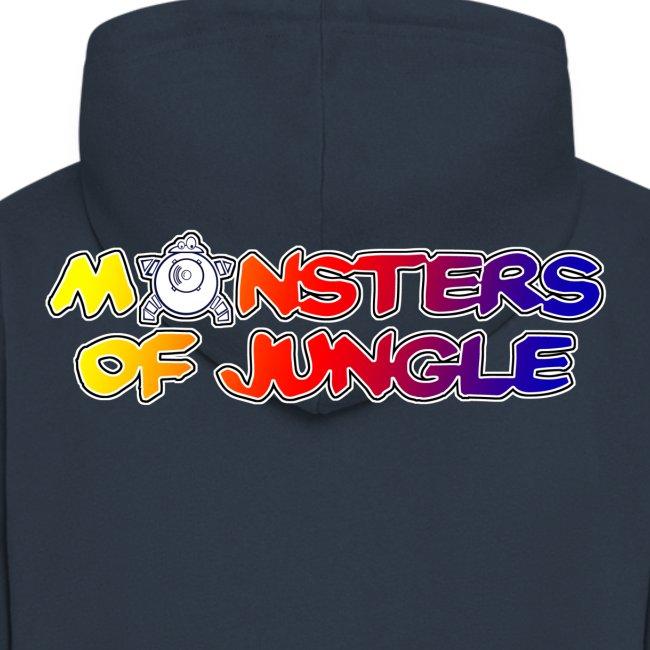 Acid Monster Kapuze