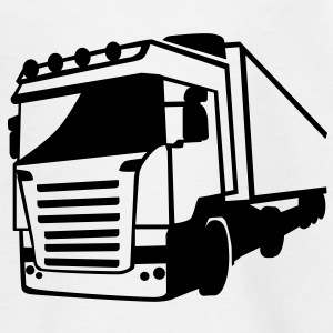 LKW Kinder T-Shirts - Teenager T-Shirt