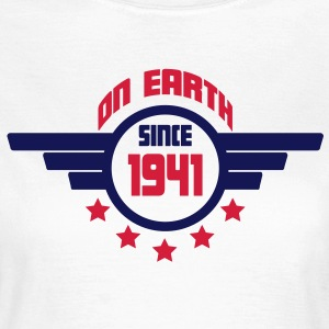 1941_on_earth T-shirts - Dame-T-shirt