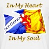 Scotland Heart and Soul - Men's T-Shirt