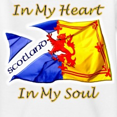 Scotland Heart and Soul Kids