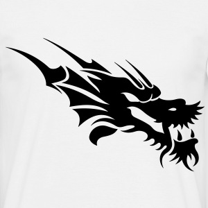 dragon tattoo T-Shirts - Men's T-Shirt