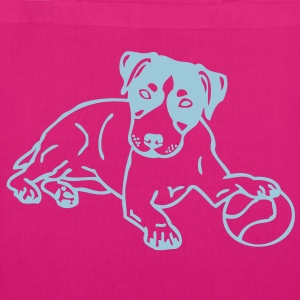 jackrusseldog_01 Bags  - EarthPositive Tote Bag
