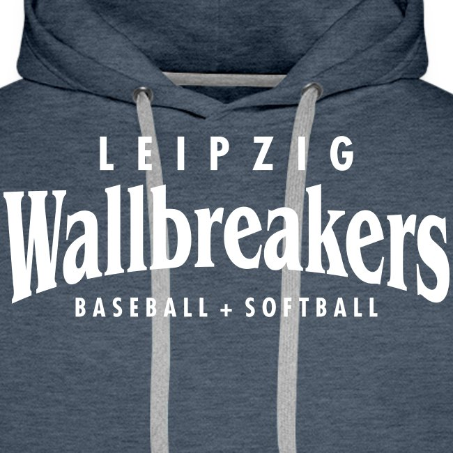 Wallbreakers-Kapuzensweater