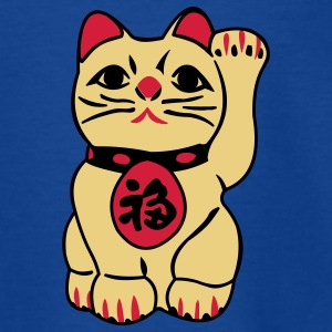 maneki neko :-: - Teenage T-shirt