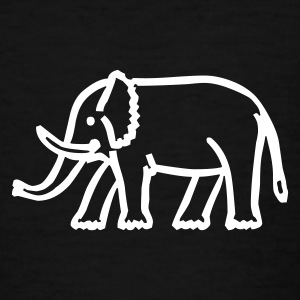 elephant :-: - Teenage T-shirt