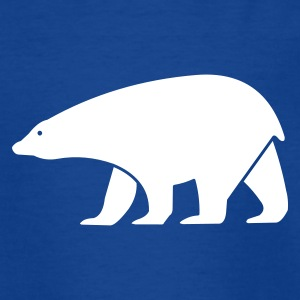 polar bear :-: - T-shirt tonåring