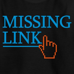 Missing Link :-: - Teenager T-Shirt