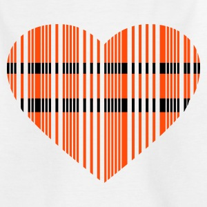barcode love 2c :-: - Teenager T-shirt
