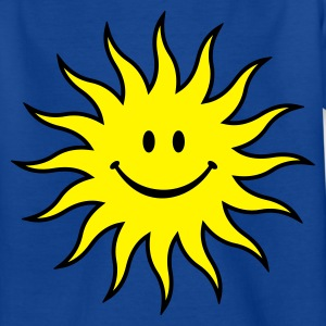 Smiley Sun :-: - T-shirt tonåring