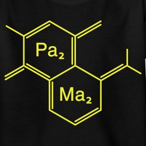 chemical papa + mama :-: - Teenager-T-shirt