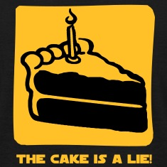 The Cake is a Lie T-Shirts