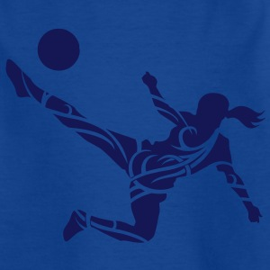 Soccer tribal Kids' Shirts - Teenager T-Shirt