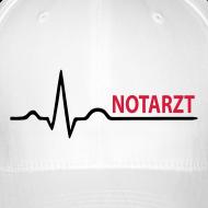 Motiv ~ Notarzt - Kappe