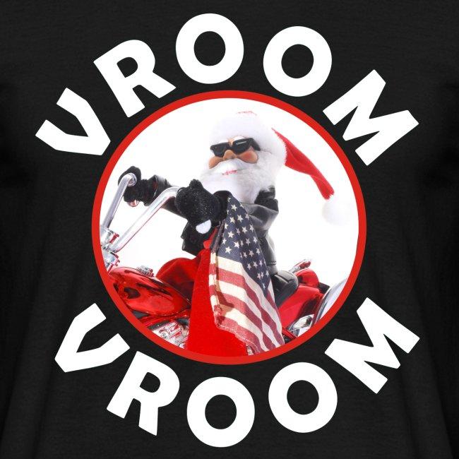 Santa Vroom Vroom