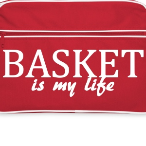 basket is my life Bags  - Retro Bag