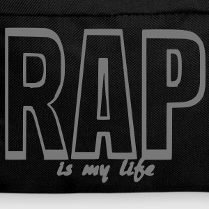 rap is my life Sacs - Sac à dos