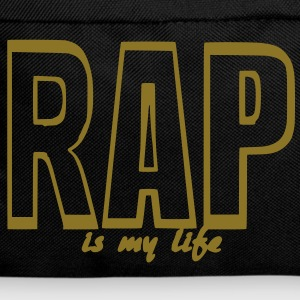 rap is my life bolsas - Mochila