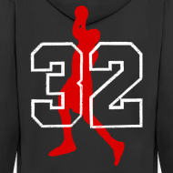 Motif ~ Veste à capuche homme basketball