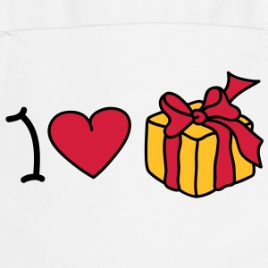 I love Gifts  Aprons - Cooking Apron