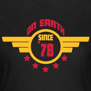 78_on_earth Camisetas - Camiseta mujer